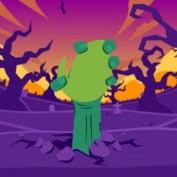 دانلود پروژه آماده افتر افکت لوگو هالوین Halloween Cartoon Logo
