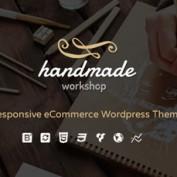 دانلود قالب فروشگاهی Handmade برای وردپرس