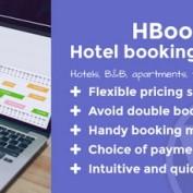 افزونه سیستم رزرو هتل برای وردپرس HBook