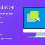 افزونه قالب ساز وردپرس برای المنتور HT Builder Pro