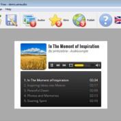 دانلود نرم افزار ایجاد پلیر تحت وب Amazing Audio Player Enterprise