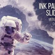 دانلود پروژه افتر افکت آماده نمایش اسلایدشو پارالاکس تصاویر Ink Parallax Slideshow