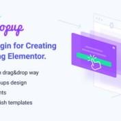 ایجاد پاپ آپ حرفه ای در صفحه ساز Elementor با افزودنی JetPopup