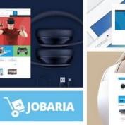 دانلود قالب فروشگاهی Jobaria برای پرستاشاپ
