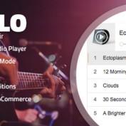 افزونه پخش کننده محصولات صوتی در ووکامرس Koplo