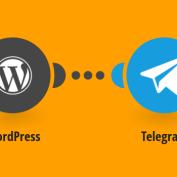 آموزش هدایت بازدیدکنندگان به کانال تلگرام