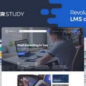 قالب سایت آموزشی Masterstudy برای وردپرس
