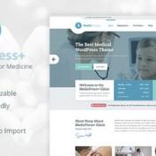 قالب وردپرس پزشکی مدیک پرس MedicPress