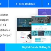 اسکریپت راه اندازی مارکت و بازارچه فروش فایل MenorahMarket