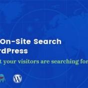 افزونه جستجوی سریع در وردپرس Mofect On-Site Search