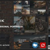 nastik-creative-portfolio-wordpress-theme