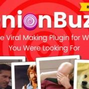 افزونه وردپرس ایجاد مسابقات آنلاین و جذاب OnionBuzz