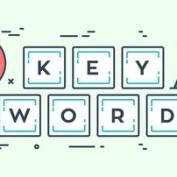 انتخاب کلمات کلیدی برای صفحات سایت