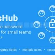 ذخیره و مدیریت آنلاین پسوردها با اسکریپت PassHub
