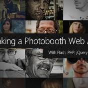 اسکریپت ارسال و ذخیره عکس از وبکم Photobooth