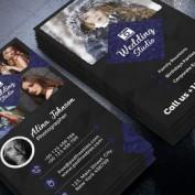 دانلود طرح لایه باز کارت ویزیت آتلیه و عکاسی در 3 رنگ مختلف