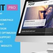 پوسته وبلاگی و مجله خبری PointPro برای وردپرس