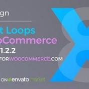 افزونه سفارشی سازی سبک نمایش محصولات ووکامرس Product Loops for WooCommerce
