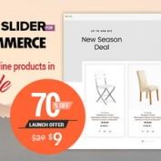 افزونه اسلایدر محصولات برای ووکامرس Product Slider For WooCommerce