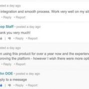 افزونه درج کامنت در محصولات پرستاشاپ Products Comments Pro