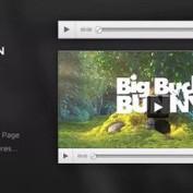 افزونه پلیر فیلم و موزیک برای وردپرس ProgressionPlayer