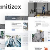 sanitizex-sanitizing-services-wordpress-theme