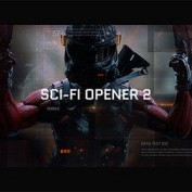دانلود پروژه آماده افتر افکت افتتاحیه فیلم های تخیلی Sci-Fi Opener