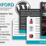 افزونه جستجوی پیشرفته وردپرس Searchford