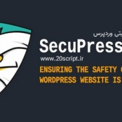 افزونه فوق امنیتی وردپرس SecuPress Pro