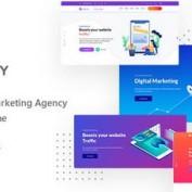 دانلود قالب شرکتی و خدماتی Seocify برای وردپرس