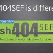افزونه سئو و بهینه سازی جوملا sh404SEF
