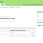 اسکریپت مدیریت کاربران Simple Customer