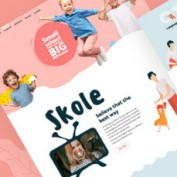 skole-preschool-wordpress-theme