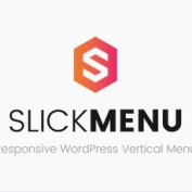 ایجاد منوی عمودی و واکنشگرا در وردپرس با افزونه Slick Menu