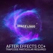 دانلود پروژه آماده افتر افکت نمایش لوگو در فضا Space Logo