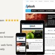 splash-wordpress-theme