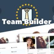 افزونه ایجاد بخش اعضای تیم Team Builder برای وردپرس
