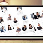 افزونه ایجاد چارت سازمانی برای جوملا Team Chart