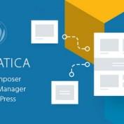 افزونه مدیریت قالب های ویژوال کامپوسر Templatica