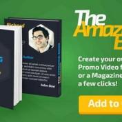 دانلود پروژه افتر افکت تبلیغ کتاب The Amazing Book