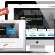 دانلود قالب هاستینگ و میزبانی وب TM Clean برای WHMCS