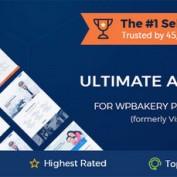 افزایش امکانات صفحه ساز WPBakery با افزونه Ultimate Addons