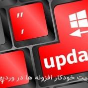 آپدیت خودکار افزونه ها در وردپرس با افزونه Automatic Updater