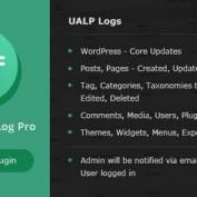 افزونه نظارت بر فعالیت کاربران در وردپرس User Activity Log Pro
