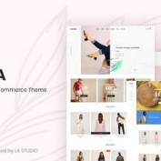 دانلود قالب فروشگاهی Veera برای وردپرس