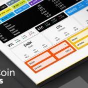افزونه ابزارک نمایش قیمت ارزهای دیجیتال در وردپرس Virtual Coin Widgets
