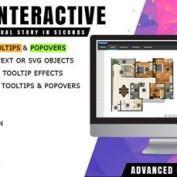 ایجاد تصاویر و نقشه تعاملی در وبسایت با افزونه Vision Interactive