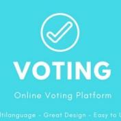 اسکریپت رای گیری آنلاین Voting