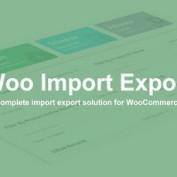 افزونه دریافت درون ریزی و برون بری محصولات ووکامرس Woo Import Export