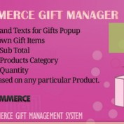 افزونه مدیریت هدایای فروشگاه ووکامرس WooCommerce Gift Manager